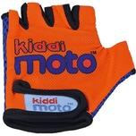 kiddimoto Fahrradhandschuhe - Orange - M 4-8 jahre