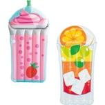 Bestway Tropical Beverage Luftmatratze mit Getränkehalter 190x99 cm sortiert