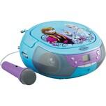 Die Eiskönigin CD-Player mit Mikrofon