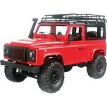 Amewi RC Geländewagen Crawler 4WD 1:16 RTR rot