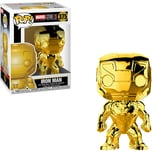 Funko Funko POP! Marvel: MS 10 - Iron Man Chrome