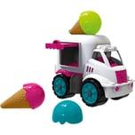 BIG Power-Worker Mini Eiswagen