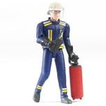 Bruder Bruder 60100 bworld Feuerwehrmann mit Zubehör