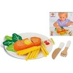 Eichhorn Spielküche Schnitzel-Set