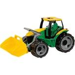 Lena Starke Riesen Traktor mit Lader grün 52 cm