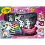 Crayola Colour ´N´ Wash Spielset