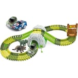 Amewi Magic Traxx Dino-Park Mega Set mit Tunnel 374-Tlg.