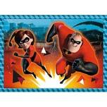 Trefl 4in1 Puzzle - 35485470 Teile - Disney Die Unglaublichen 2