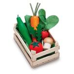 Erzi Spiellebensmittel Gemüse in der Stiege
