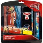 Undercover Schulset Disney Cars 5-tlg.