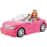 Mattel Barbie Glam CaBrio und Puppe