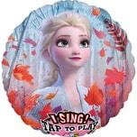 Amscan Folienballon Jumbo Sing-A-Tune Die Eiskönigin 2 71 x 71 cm