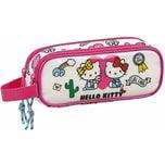 safta Schlampermäppchen Hello Kitty Girl Gang
