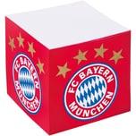 FC Bayern München Notizquader Logo FCB