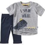 Blue Seven Baby Set T-Shirt Jerseyhose für Jungen