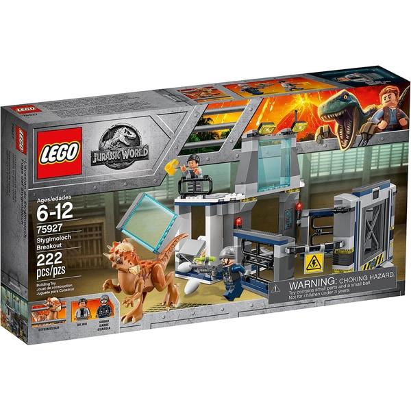 Lego Jurassic World 75927 Ausbruch des Stygimoloch
