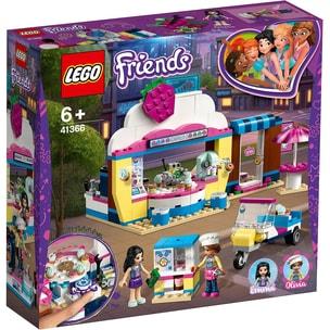 LEGO 41366 Friends Olivias Cupcake-Cafe