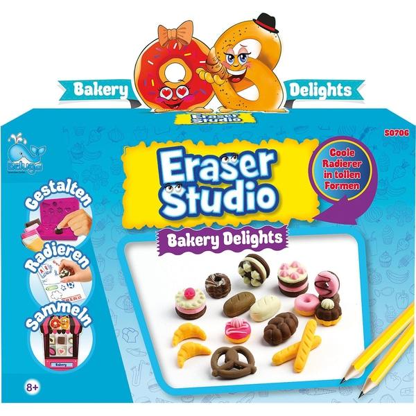 Beluga Eraser Studio Bäckerei