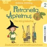 CD Petronella Apfelmus Zauberschlaf und Knallfroschchaos