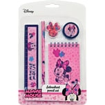 Undercover Schreibset Minnie Mouse 5-Tlg.