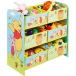 Worlds Apart 6-Boxen Regal Winnie the Pooh