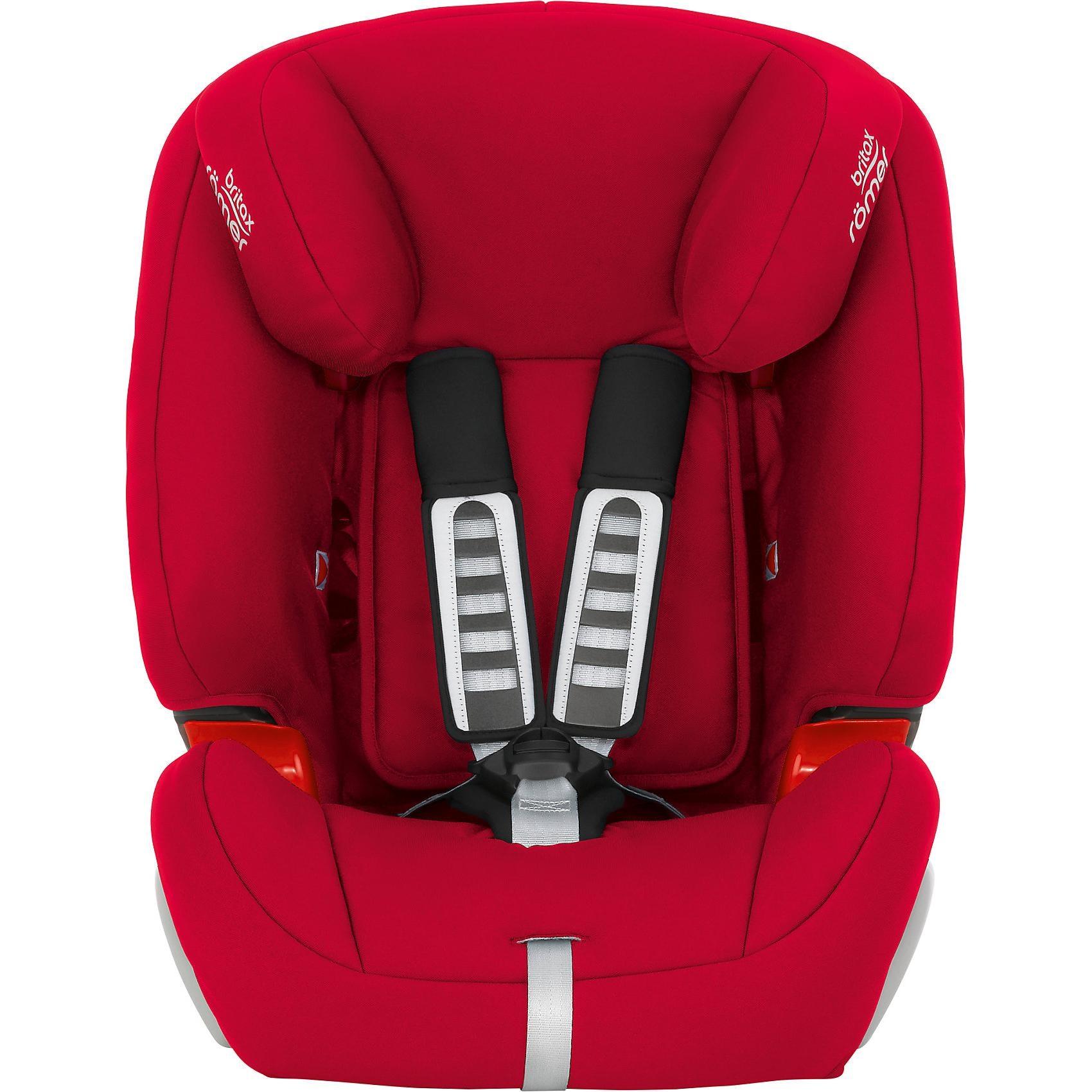 Britax Römer Auto-Kindersitz Evolva 1-2-3 Flame Red 2018