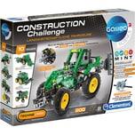 Clementoni Galileo Construction Challenge Landwirtschaftliche Fahrzeuge