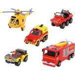 Dickie Toys Feuerwehrm. Sam 5 Pack