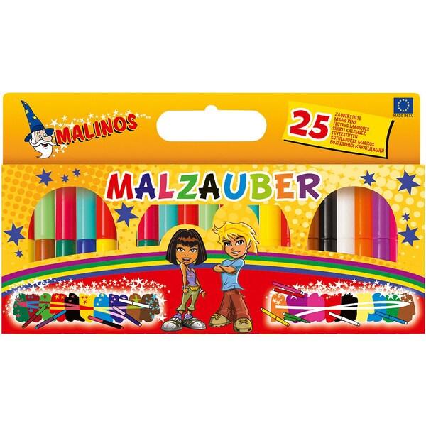 Amewi Malinos Malzauber 25 Stifte