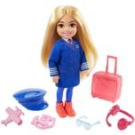 Mattel Barbie Chelsea Pilotin Puppe