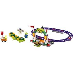 LEGO 10771 Juniors Toy Story 4: Buzz wilde Achterbahnfahrt