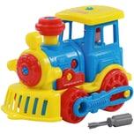 Polesie Konstruktionsfahrzeug Bau dir Deine Lokomotive