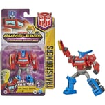 Hasbro Transformers Bumblebee Cyberverse Adventures Dinobots Unite Warrior Optimus Prime Action Atta