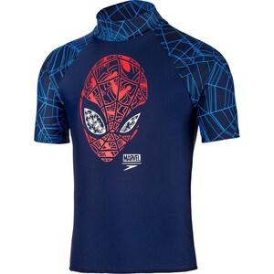 Speedo Schwimmshirt Spiderman für Jungen