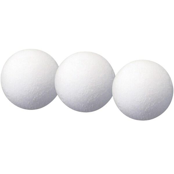 Hudora Ersatzbälle für Kicker 3 Stück