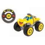 Chicco R/C Fernlenk-Auto Billy Big Wheels gelb