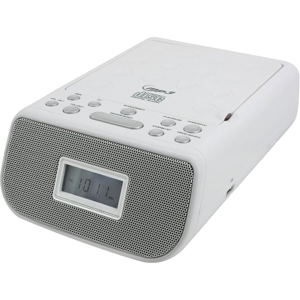 Soundmaster CDMP3 Stereo Uhrenradio mit USB