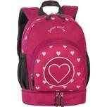 Fabrizio Kinderrucksack Herz pink