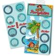 Lutz Mauder Verlag Partytüten und Einladungskarten Pirat Pit Planke 32-tlg.
