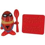 Marvel Comics Spiderman Eierbecher und Toastschneider