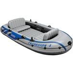 Intex Schlauchboot Excursion 4 Set 4-tlg.