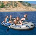 Intex 4 Personen Schlauchboot Excursion-Set 4-teilig