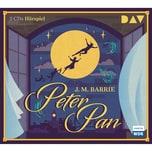CD Peter Pan Hörspiel 2 CDs
