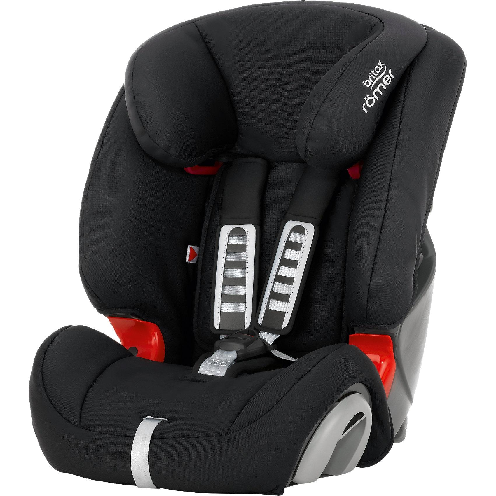 Britax Römer Auto-Kindersitz Evolva 1-2-3 Cosmos Black 2018