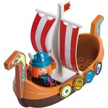 Big Waterplay Wickie Drachenboot 20cm