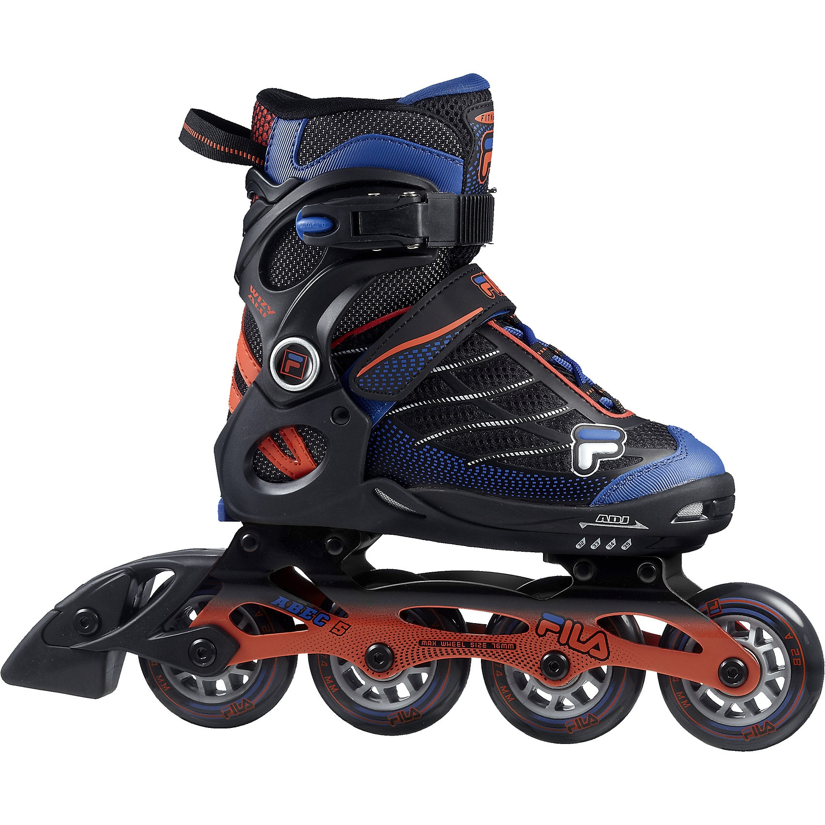Fila Skates Inliner Wizy Alu