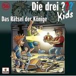 CD Die drei ??? Kids 56 Das Rätsel der Könige