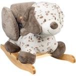 Nattou Schaukeltier Hund Max Tom