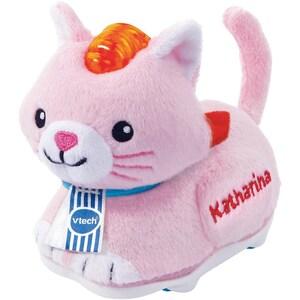 Vtech Tip Tap Baby Tiere Plüsch-Katze pink