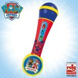 PAW Patrol Mikrofon blau